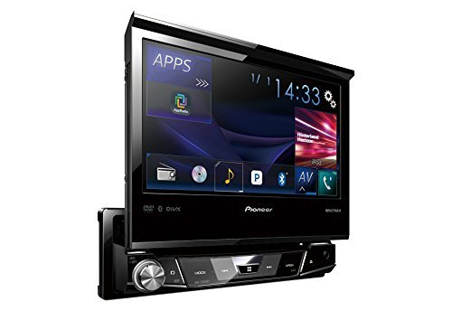 PIONEER AVH-X7800BT 7in 1Din DVD Receiver Bluetooth (Renewed)