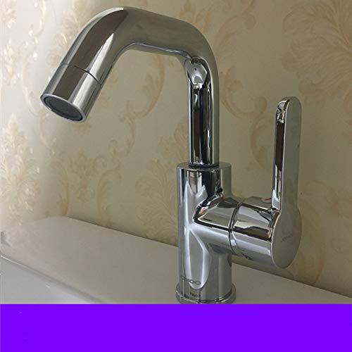 JWLT Wasserhahn Waschbecken heißen und kalten Waschraum kann drehen Waschbecken Waschbecken Wasserhahn 32261-146, Positive Produkt mit Anti-Fälschungs-Code offiziellen Netzwerk gefunden werden kann