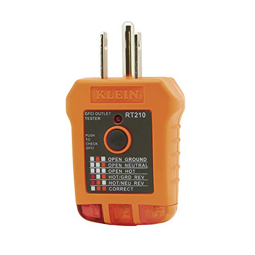 Klein Tools RT210 Outlet