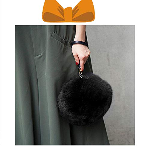 4739705fdb Clutch Purses for Women Fur