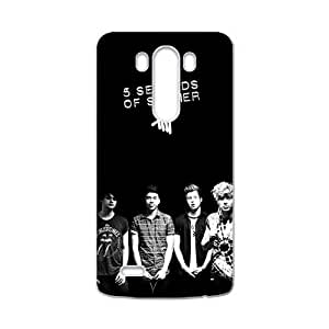 The 5 SOS style Cell Phone Case for LG G3
