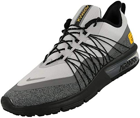 Franco Verdulero Aja  Nike Air Max Sequent 4 Utility, Men's Shoes, Grey (Wolf Grey/Reflect  Silver/Cool Grey/Black 003), 10 UK (44 EU), NKAV3236: Buy Online at Best  Price in UAE - Amazon.ae