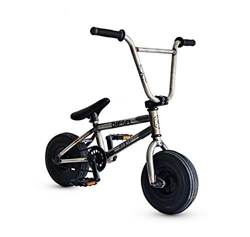 Moxie Mini BMX the Diesel Raw Black