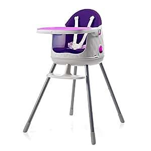 Amazon Com Keter Multi Dine High Chair Purple Baby