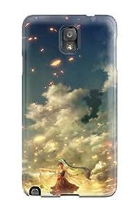 Fashion Protective Amazing Hatsune Miku S Case Cover For Galaxy Note 3