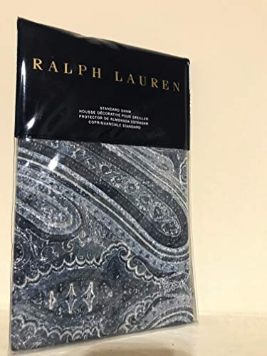 RALPH LAUREN Allister Collection Bedding Sham - Ralph Lauren Bedding Collections