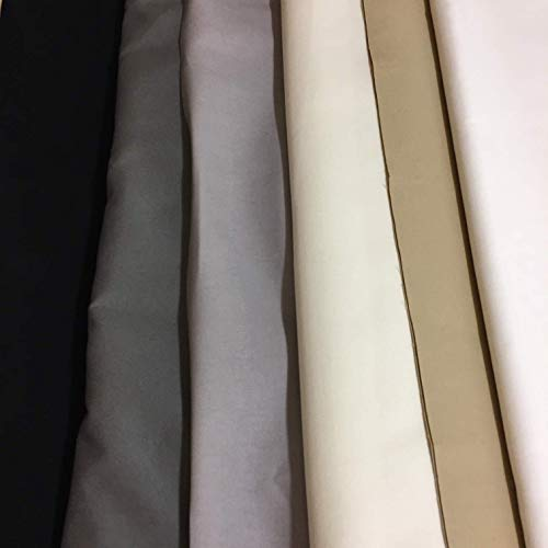 Cord Cover Linen Fabric Handmade 6 Colors and 75 Sizes to Choose From -