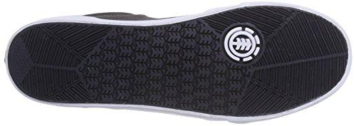 Element Wasso B - Zapatillas de skate Hombre Gris