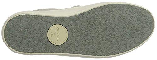 silver Mocassini Gant G80 Donna Zoe Argento SxFwWABq