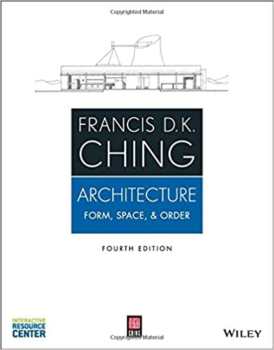 Architecture: Form, Space, and Order: Francis D. K. Ching ... on portfolio pdf, order from amazon, gift certificates pdf, application pdf, map pdf, order sheet,