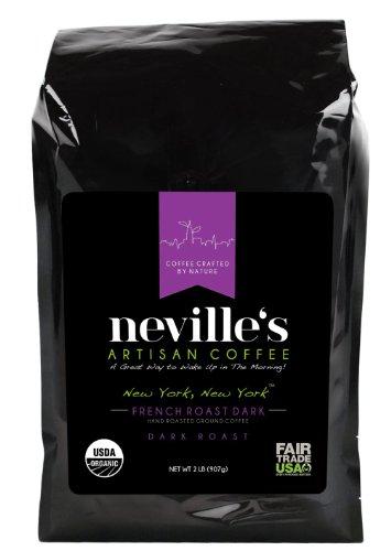 New York, New York™ French Roast Dark Ground Coffee 2 lbs - (Roast 100% Arabica Coffee)