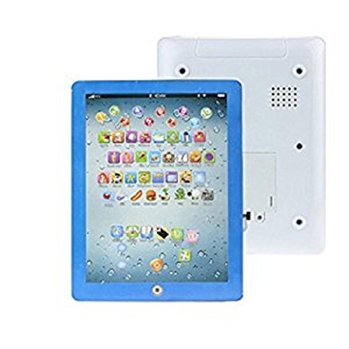 in(TM)Child Kids Children Touch Type Computer Tablet English Learning Study Machine Toy for Girls Boys Baby (Racing Tab Kit)