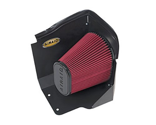 AIRAID Cold Air Dam SynthaMax Quick Fit Intake System Cadillac Escalade 09-12 Airaid Quick Fit System
