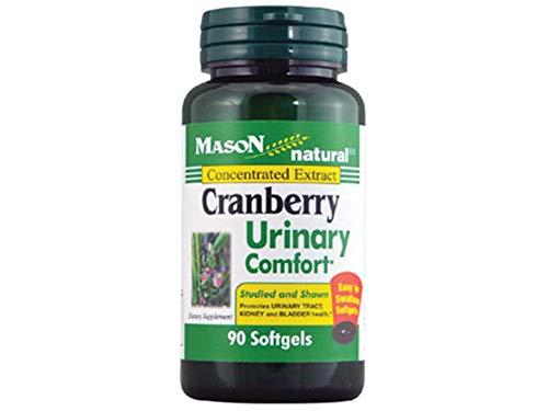 Mason Natural Standardized Cranberry Extract 90 - Standardized Cranberry Extract