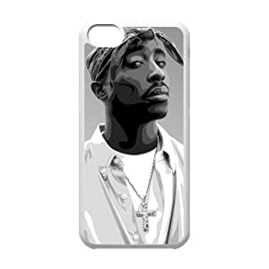 MEIMEICustom Tupac New Back Cover Case for ipod touch 4 CLR526LINMM58281