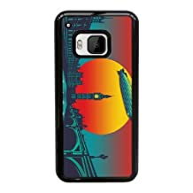 HTC One M9 Cell Phone Case Black Led Zeppelin Sunset KK5UJ9927199