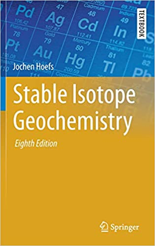 Stable Isotope Geochemistry (Springer Textbooks in Earth