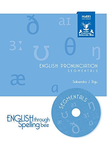 ENGLISH PRONUNCIATION SEGMENTALS-With CD