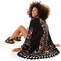 Kimono Franja Floralice