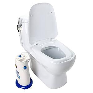 Heshe Handheld Multipurpose Anal Vagina Booties Cleaning Toilet Warm Water Flush