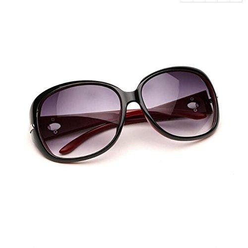 Blanco Elegantes Conducción De Gafas Color Sol HONEY Rhinestone Las Gafas Red Exquisito crema Mujeres Polarizadas nbsp; De Solar Black Protector De 5ztqTq