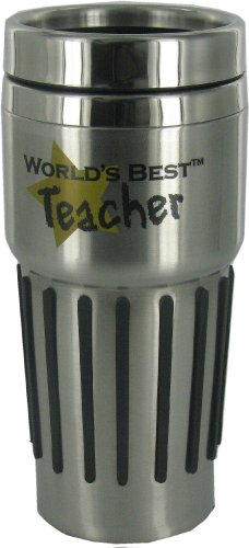 'World's Greatest Teacher' Stainless Steel Insulated Travel Mug