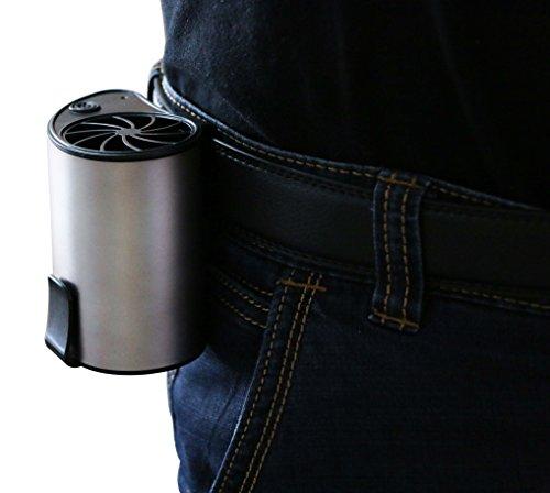 Mini Portable USB Rechargeable Fan - Personal Air Conditi...