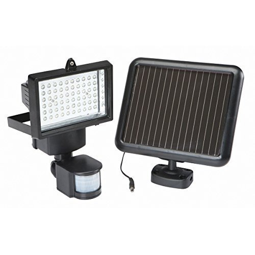 60 LED Solar Security Light by Bunker Hill Security by Bunker Hill Security