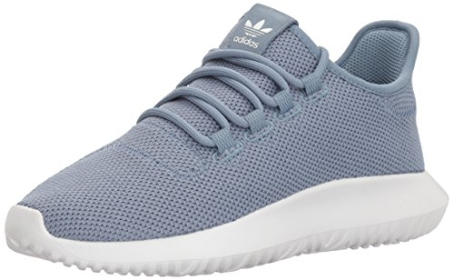 Price comparison product image adidas Originals Boys' Tubular Shadow J, Raw Grey/White/White, 5 M US Big Kid