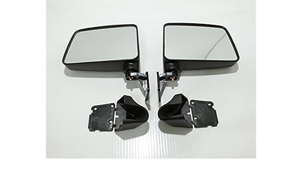 Side Mirror Glass Convex Heated LEFT Fits SUZUKI Jimny Suv 1998