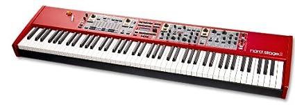 Clavia DMI AB Nord Stage 2 SW73 - Teclado MIDI (USB, 110,5