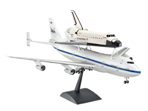 revell space shuttle discovery - 2