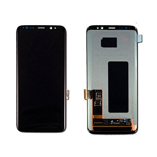 Touch Screen Digitizer and LCD for Samsung Galaxy S8 - Midnight Black by Group Vertical