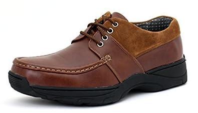 Jas chaussures décontractés pour hommes lacet pour l École