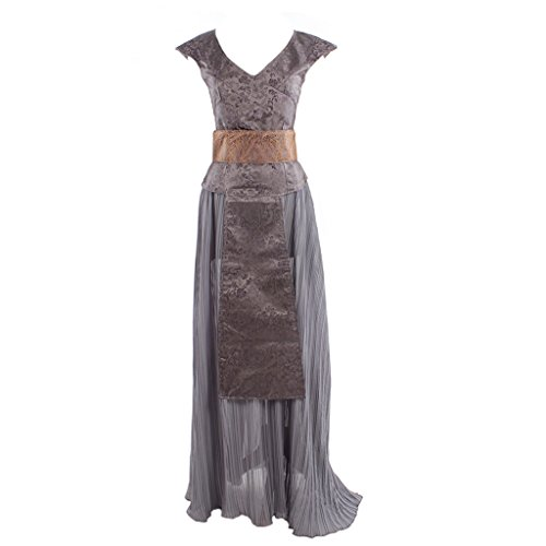 CosplayDiy Women's Costume Dress for Game of Thrones Queen Margaery (Margaery Tyrell Costume)