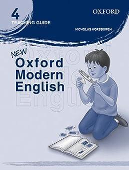 new oxford modern english teacher s guide 4 nicholas horsburgh rh amazon com oxford modern english teacher guide book 1 oxford modern english teacher guide book 2