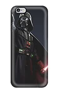 Flexible Tpu Back Case Cover For Iphone 6 Plus - Star Wars The Force Unleashed 2