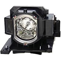 Electrified DT-01181 / DT-01251 Replacement Lamp with Housing for Hitachi Projectors