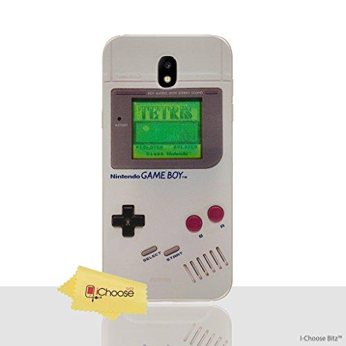 Controlador de Consola Funda/Cubierta del Teléfono para Samsung Galaxy J5 2015 / Silicona Suave de Gel/TPU / iCHOOSE / Gameboy Gameboy