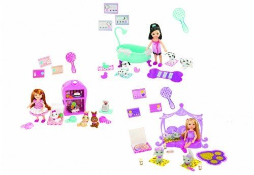 Barbie Luv Me 3: Treat Time Bunny Playset, Baby & Kids Zone