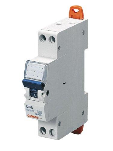 2 opinioni per Gewiss GW90029 GW90029 Interruttore Magnetotermico, Automatico