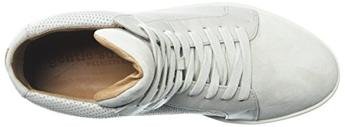 Zachte Zielen Womens Helka Hightop Lace-up Sneaker Cloud