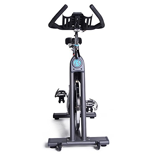 L NOW Pro Indoor Cycle Trainer LD577- Exercise Bike Commercial Standard Black