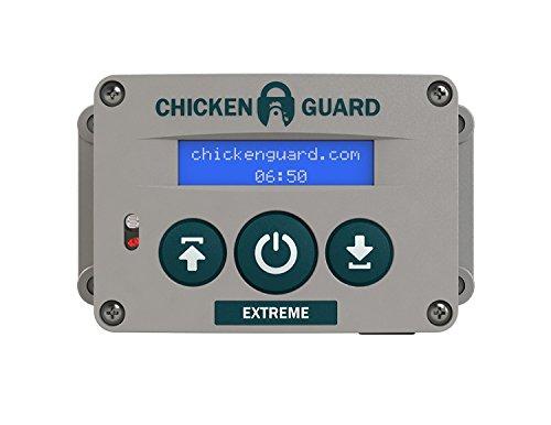 ChickenGuard 'Extreme' Automatic Chicken Coop Pop Door...