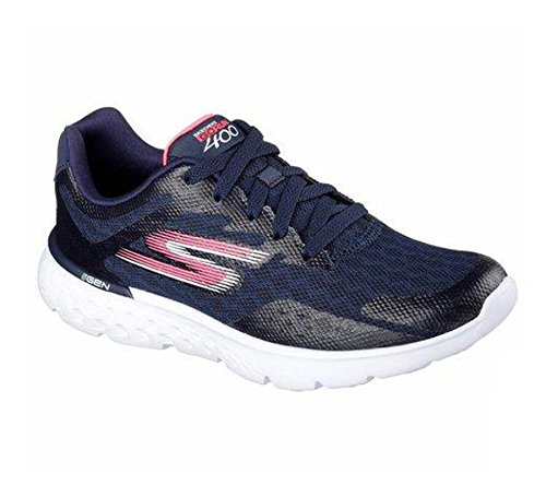 Shoes Skechers Navy Hot Fitness Pink Women's 66qrEO