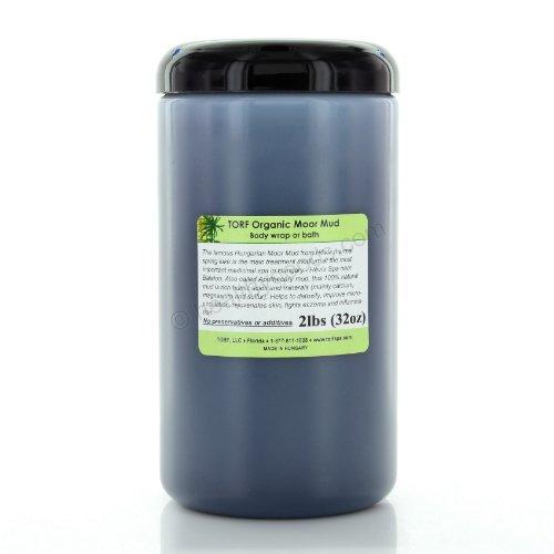 Torf Organic Moor Mud Body Wrap or Bath (2 lbs)