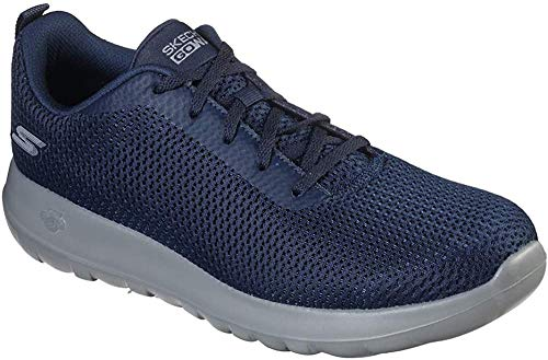 Go Walk Max-54601 Sneaker,navy/gray