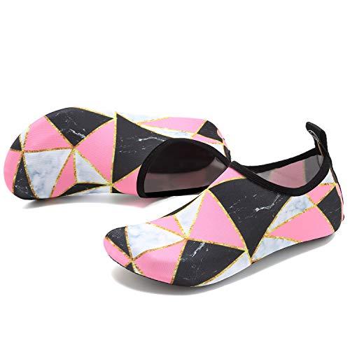 Marbre Vifuur Nautique Épissure Pieds Sport Chaussettes Chaussures Yoga Nus Pour Femmes À Enfants Aqua Rapide Séchage De Slip Hommes on CngwUqxpC