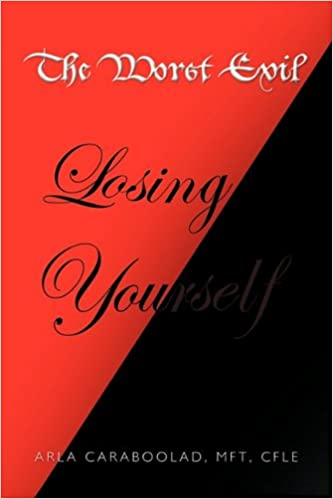 Book The Worst Evil-Losing Yourself