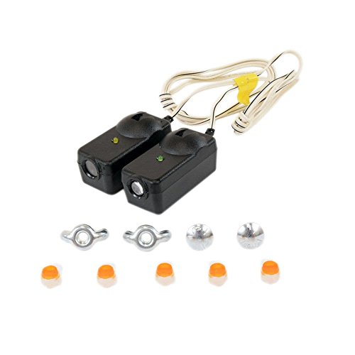 Craftsman 41A5034 Garage Door Opener Safety Sensor Kit Genuine Original Equipment Manufacturer (OEM) part for Craftsman & Chamberlain
